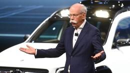 Daimler macht eine halbe Milliarde weniger Gewinn