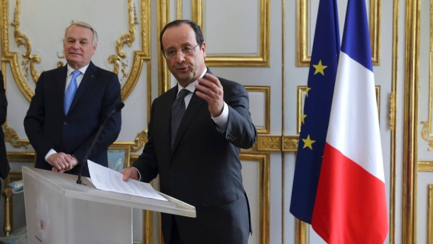 Frankreichs Reichensteuer ist nun Gesetz