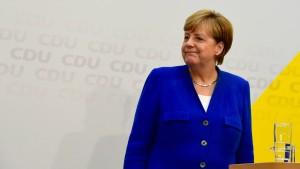 Merkels Stichworte für Jamaika