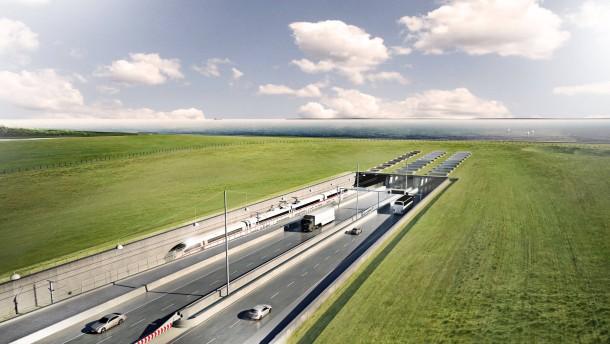 Wer wird den Fehmarn-Belt-Tunnel bauen?