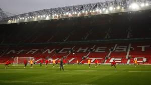 Englands Fußball im Schatten der Krise