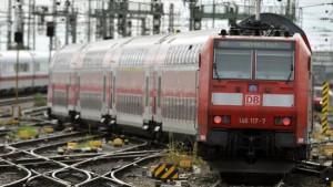 Bahn-Streiks drohen im Berufsverkehr