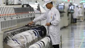 China zieht in Schlüsseltechnologien davon