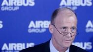 Airbus-Chef greift Verteidigungsministerium an