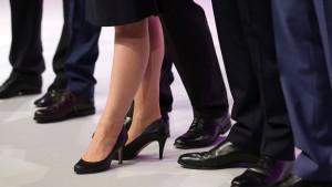 Der Staat hält die Frauenquote nicht ein