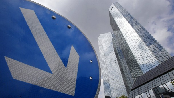 Der Abstieg der Deutschen Bank