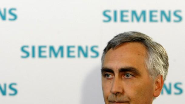 Die Aktie von Siemens ist leicht unterbewertet