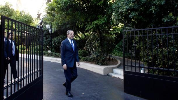 Griechische Regierung  will weniger sparen