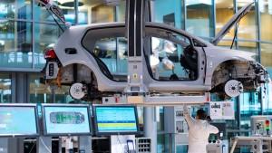 EU-Kommission pocht auf schnellen Start von Batterieproduktion