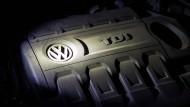 So will VW die Dieselmotoren umrüsten