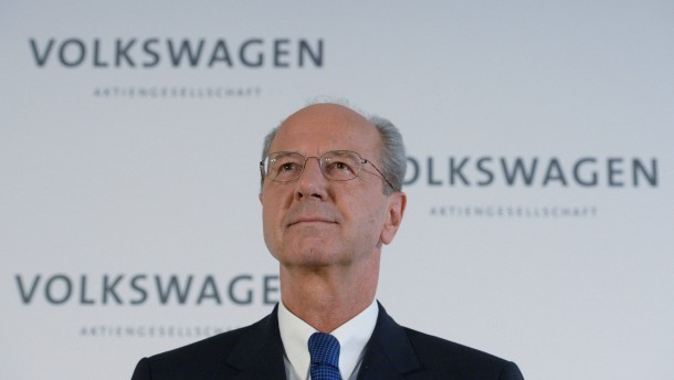 Pötsch zum neuen VW-Aufsichtsratschef gewählt
