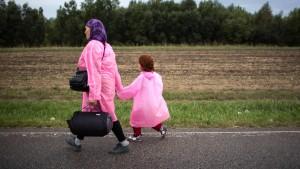 EU will offenbar Flüchtlingskosten anerkennen