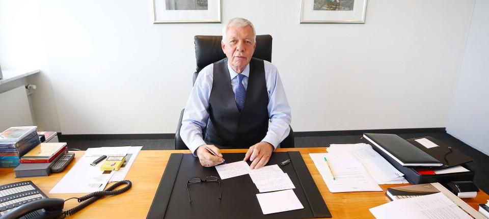 Evonik-Aufsichtsratschef Werner Müller tritt endgültig ab