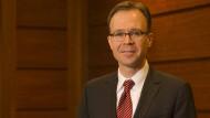 Jan Hatzius, Chefvolkswirt der Investmentbank Goldman Sachs