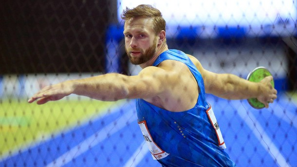 Diskuswerfer Harting fordert Geld für Olympia-Teilnahme
