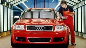 Audi trotzt dem Trend