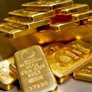 Höhere Zinsen sind tendenziell schlecht für den Preis von unverzinstem Gold.