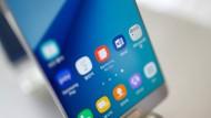 Ausschalten bitte! Das Samsung Galaxy Note 7 ist Samsung zu gefährlich.