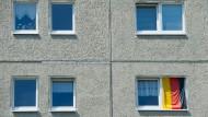 Weniger als die Hälfte der Haushalte, die in Sozialwohnungen leben, seien wirklich bedürftig, hat das Forschungsinstitut IW ausgerechnet.