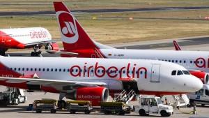 Etihad schießt Air Berlin abermals Millionen zu