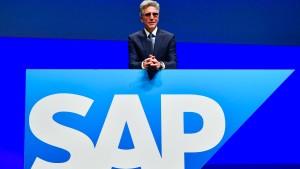 Investor Elliott beteiligt sich an SAP