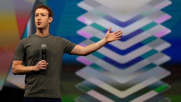 Facebook lässt anonymes Anmelden zu
