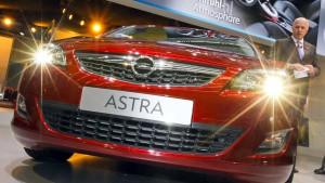 Rüsselsheim verliert die Astra-Produktion