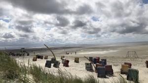 Unterwegs auf Langeoog: Hier arbeitet Ranger Jochen Runar