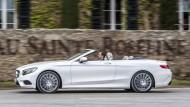 Den Patentstreit über die Belüftung aus den Kopfstützen hat Daimler verloren.