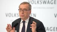 VW-Personalchef stiftet großen Teil seiner Pension