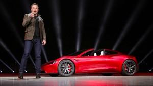 Elon Musk kommt zu spät