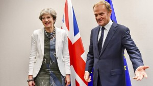 Showdown beim Brexit?