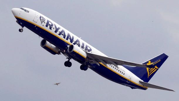 Ryanair-Streik hat für Hahn keine Auswirkungen