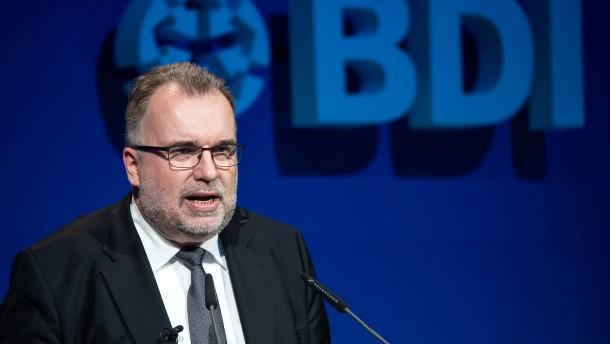 Wirtschaftsverbände drängen zu schneller Regierungsbildung