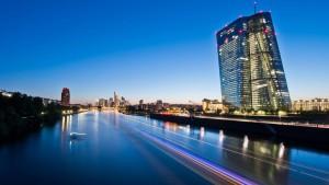 EZB sorgt mit ihren Anleihekäufen für Engpässe