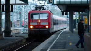 Bahn fährt nur noch zwei Drittel aller Regionalzüge