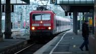 Gewinnt Kunden, verliert Marktanteile: Regionalzug der Deutschen Bahn