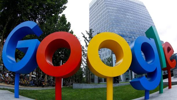 Google-Mitarbeiter hinterfragen China-Pläne
