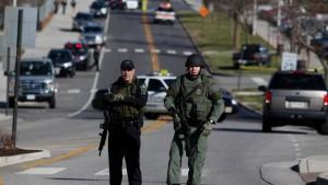 Zwei Tote nach Schießerei an Universität in Amerika