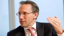 Deutschlandchef von Goldman geht ins Ministerium