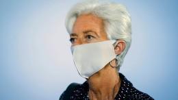 EZB-Chefin Lagarde stellt zentrales Prinzip in Frage
