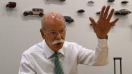 Daimler-Chef Dieter Zetsche auf der IAA