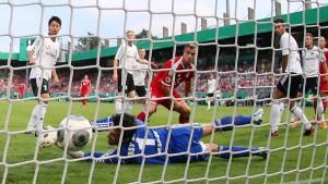 Bayern holprig beim 5:0 gegen Rehden