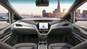 GM erfindet sich neu mit Autos ohne Lenkrad