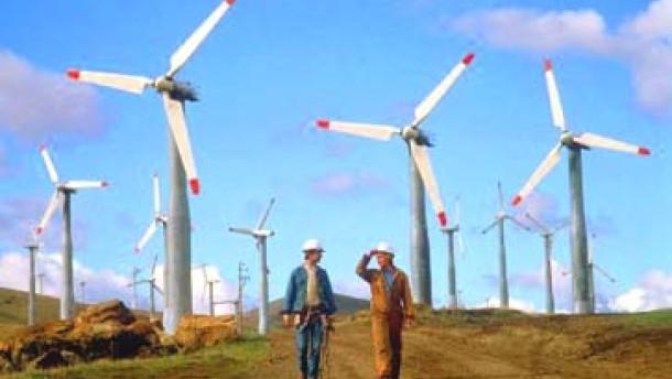 Ölriese baut auf Sonne, Wind und Biomasse