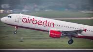 Air Berlin soll zu großen Teilen an die Lufthansa gehen.