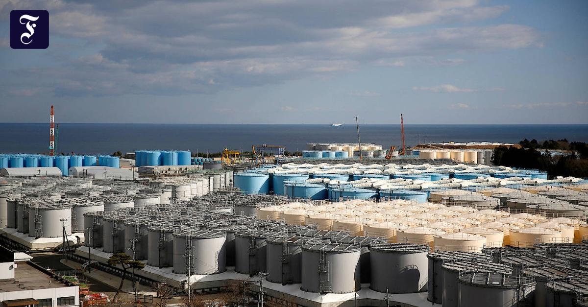 Radioaktivität: Japan will Fukushima-Wasser in den Pazifik ablassen