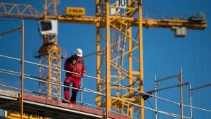 Deutsche Wirtschaft wächst weiter