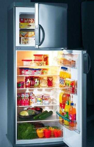 Serie Wie wir reich wurden 3 Der Kühlschrank macht