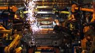 Produktion des Opel Ampera in den Vereinigten Staaten: das Elektroauto hat keine Zukunft in den Unternehmen.